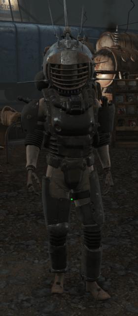 следовать за остином fallout 4