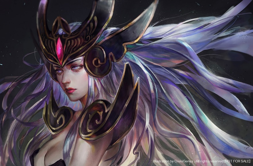 League of Legends: Syndra