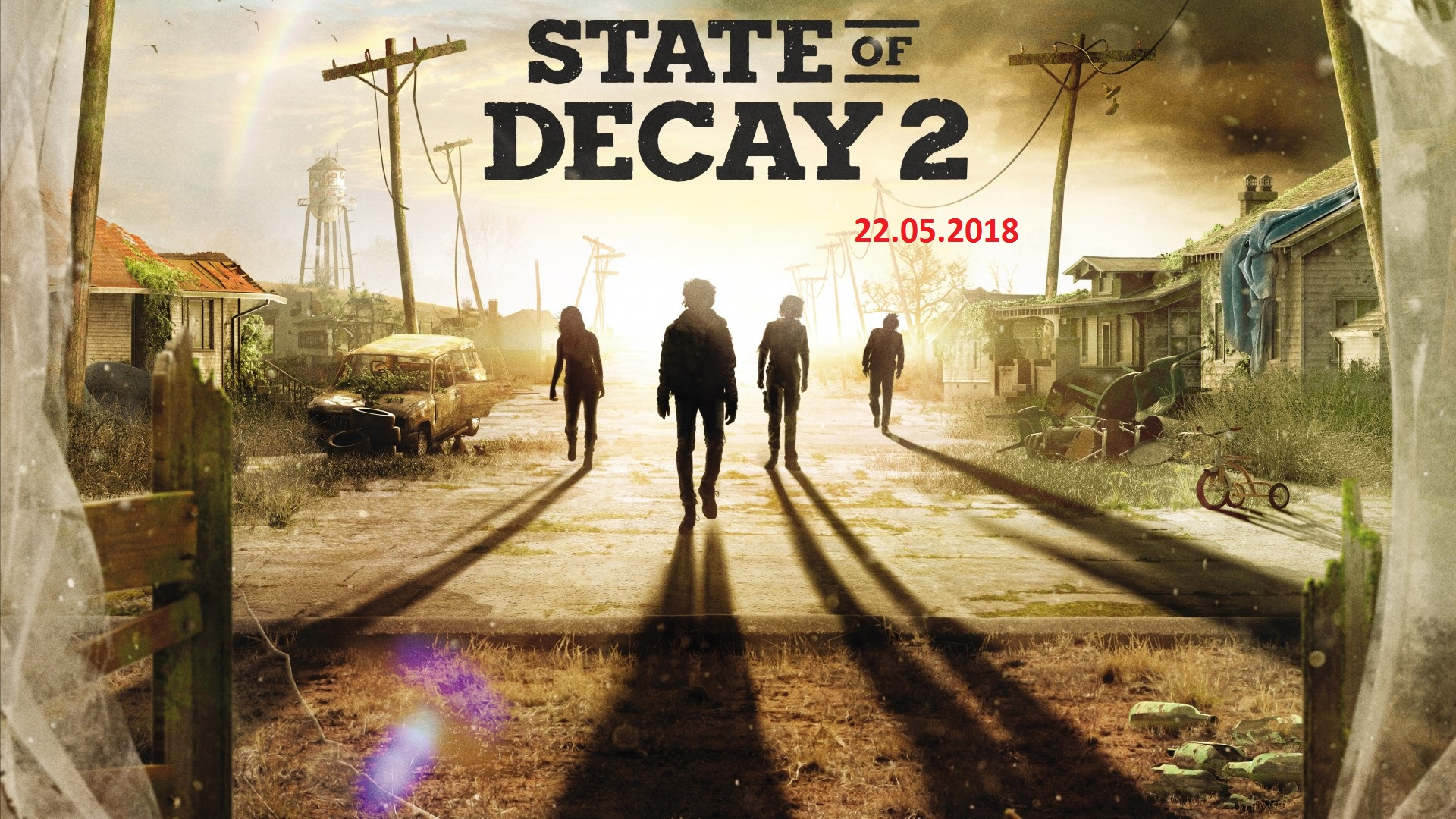 State of Decay 2: Дата выхода