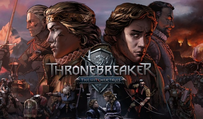 Thronebreaker The Witcher Tales: Стартовая картинка
